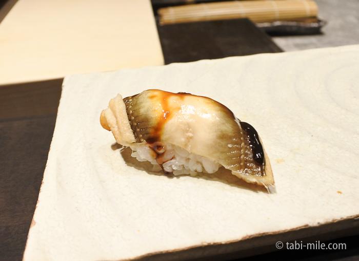 ヒルトン東京レストラン寿司穴子