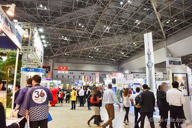 ツーリヅムEXPOジャパン2016日本エリア