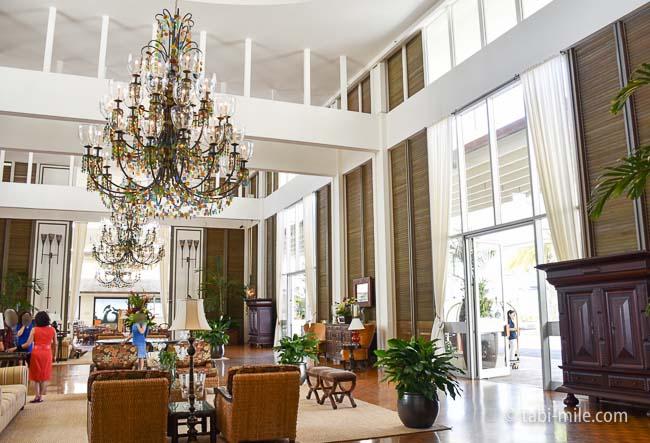 カハラホテルロビー