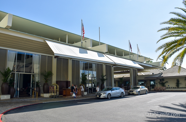 カハラホテルロータリー