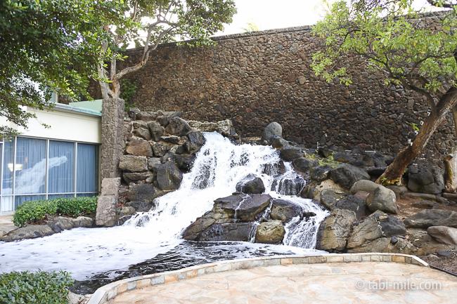 カハラホテル滝