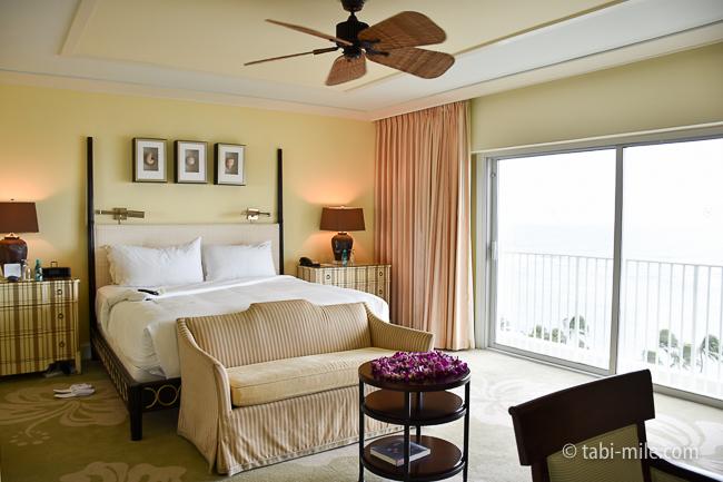 カハラホテル部屋オーシャンビュー10階