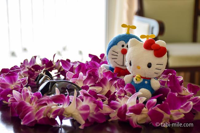 カハラホテル部屋オーシャンビューレイサービス