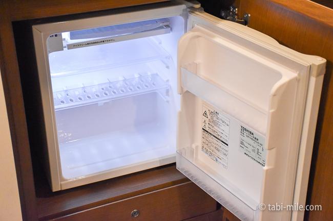 シェラトングランデ東京ベイ部屋オーシャンドリームルーム冷蔵庫