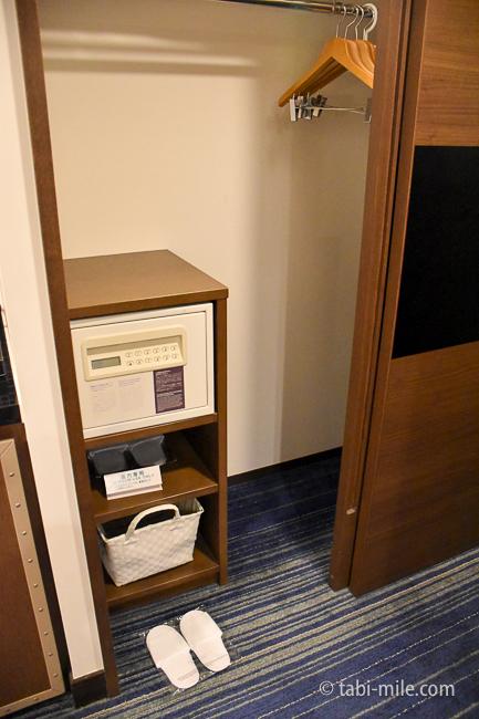 シェラトングランデ東京部屋ベイオーシャンドリームルームセーフティーボックス