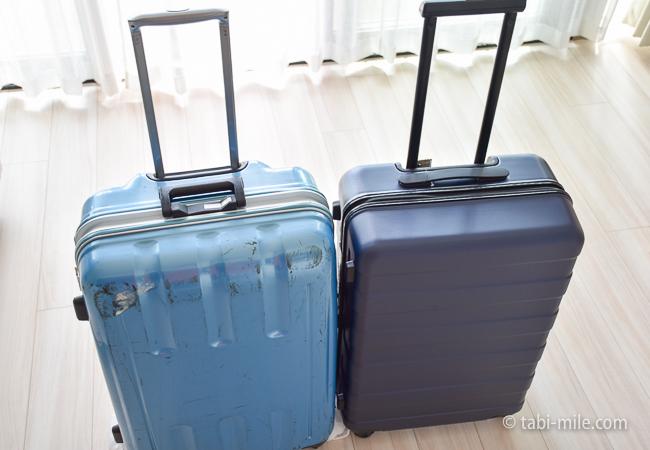 無印良品スーツケース 比較