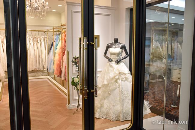 シェラトングランデ東京ベイ結婚式ドレス