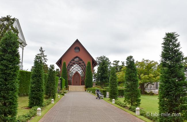 シェラトングランデ東京ベイ結婚式教会