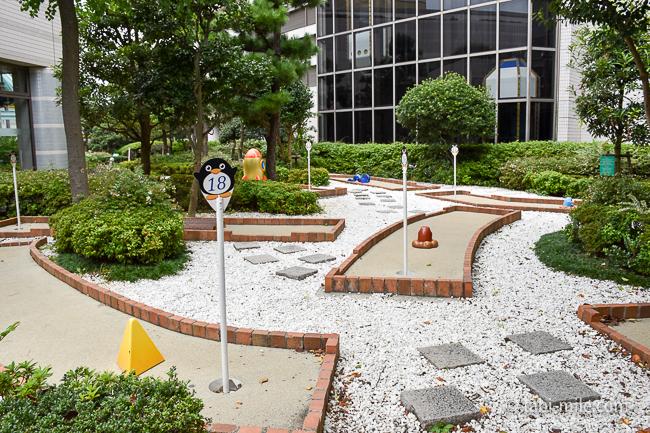 シェラトングランデ東京ベイパターゴルフ