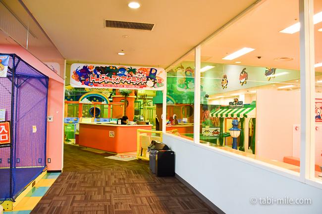 シェラトングランデ東京ベイゲーム施設