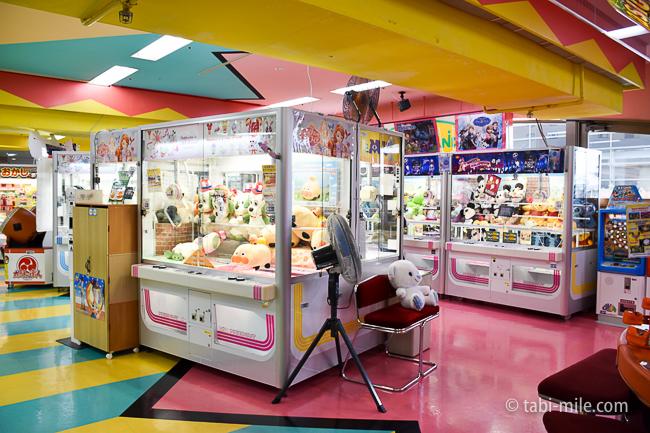 シェラトングランデ東京ベイゲーム−ナーUFOキャッチャー