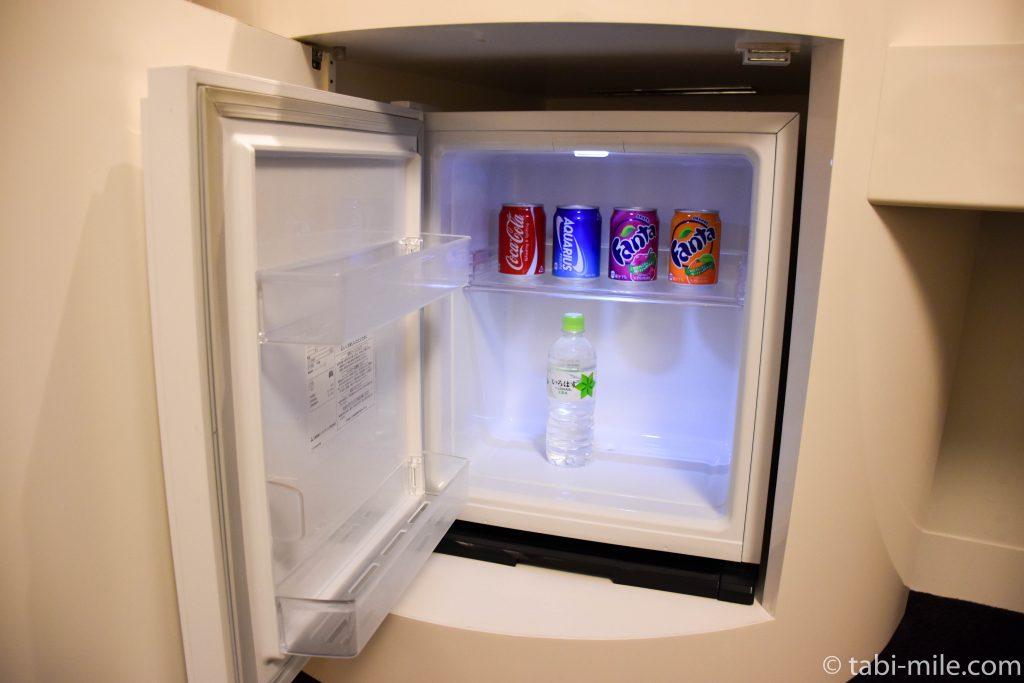 ヒルトン東京ベイ 無料冷蔵庫