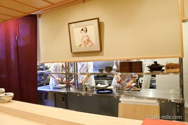 銀座レストランウィーク日本料理和久田調理場