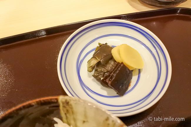 銀座レストランウィーク日本料理和久田新香