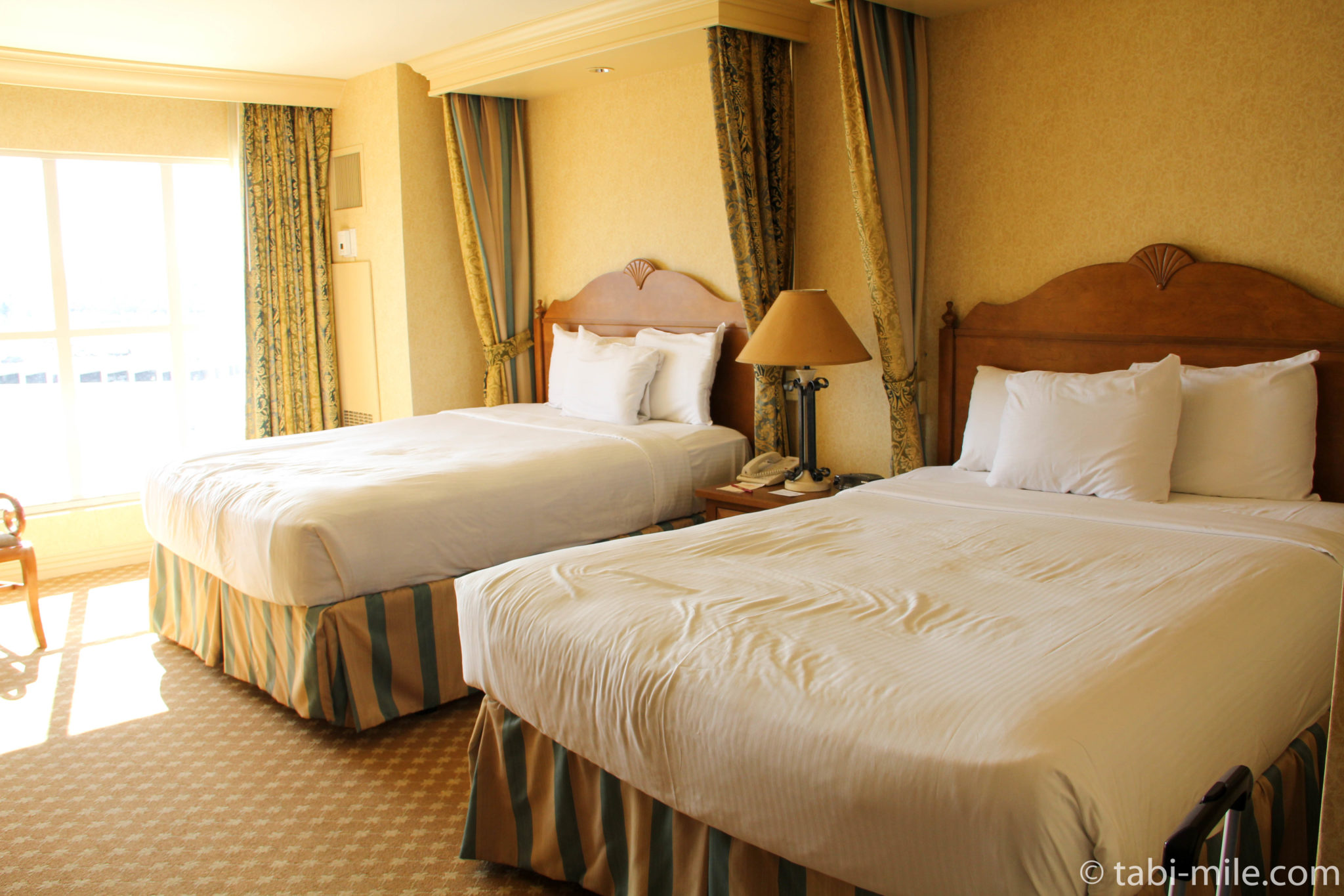 ホテルのイメージ図