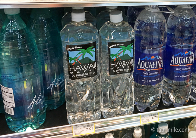 グアム旅行水
