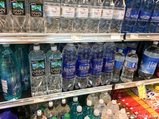 ペイレススーパーマーケット 水売り場
