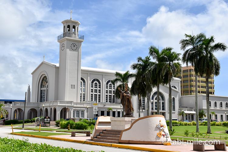 ハガニア地区聖母マリア大聖堂ヨハネパウロ2世