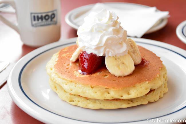 I HOP パンケーキ