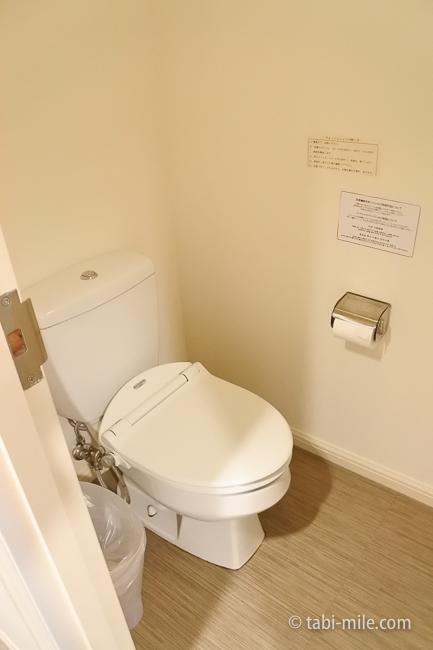 レオパレスリゾートグアム部屋コンドミニアム棟トイレ