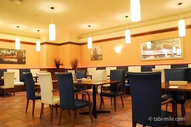 グアム旅行レオパレスリゾートグアムレストランラーゴ店内様子2