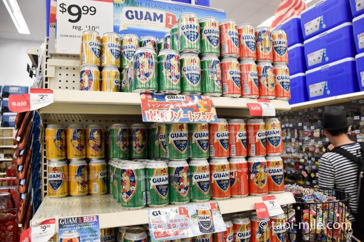 Kマートグアム お土産ビール