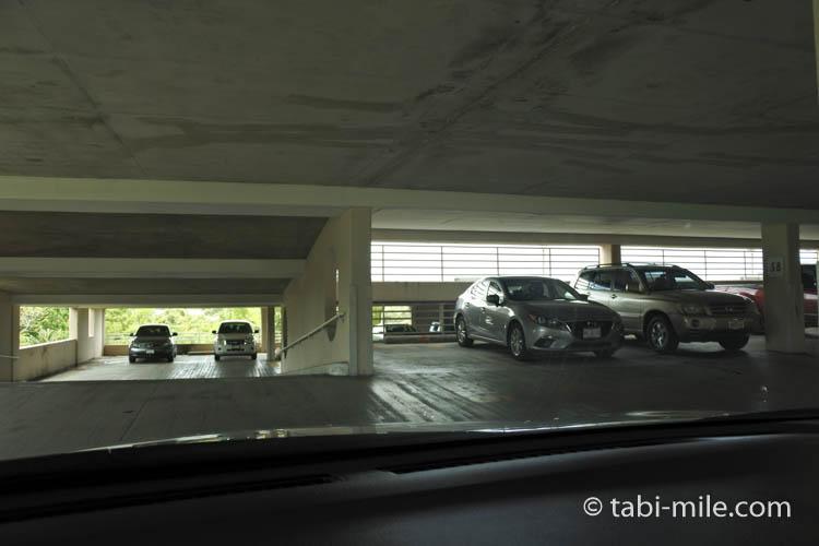 ハイアットリージェンシーグアム 駐車場
