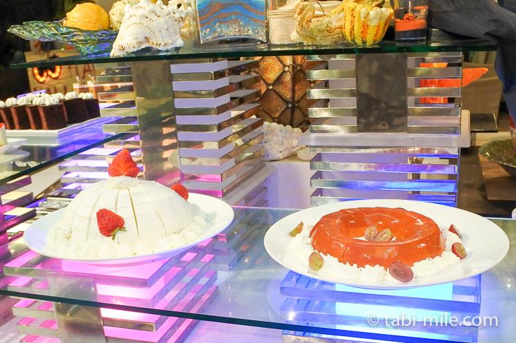 ホテルニッコーグアム マゼランブッフェ ショートケーキ