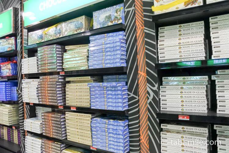 グアム空港ロッテ免税店 チョコアップ