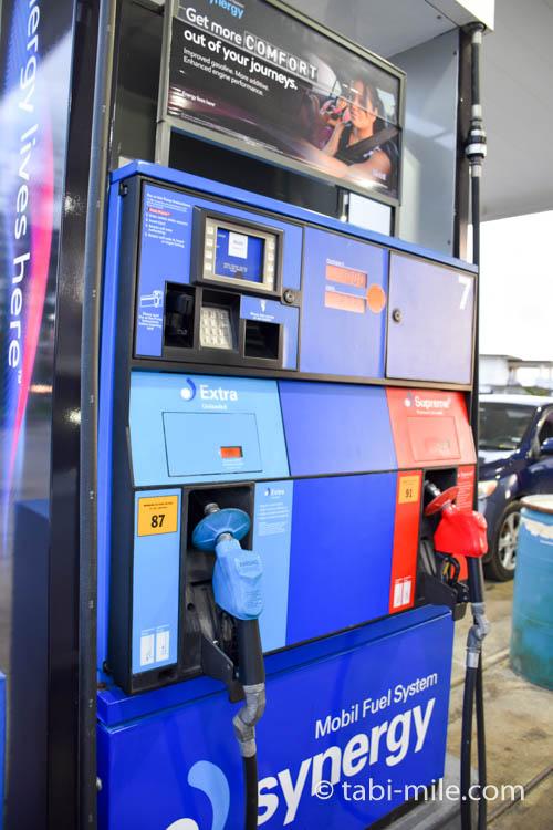 アメリカグアムハガニア ガソリンスタンド03
