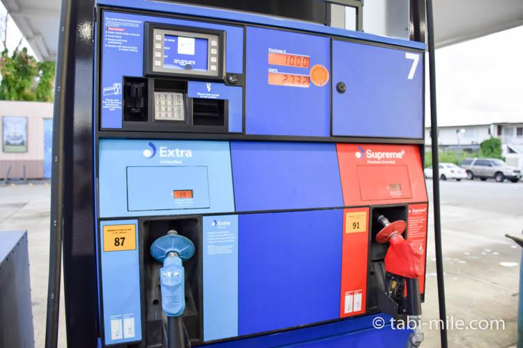 アメリカグアムハガニア ガソリンスタンド04