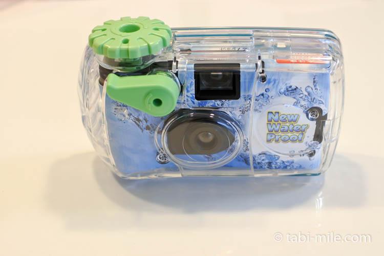 FUJIFILM レンズ付フイルム フジカラー 写ルンです 防水タイプ 27枚撮り 03