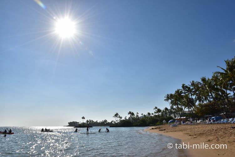 ハワイカハラビーチ