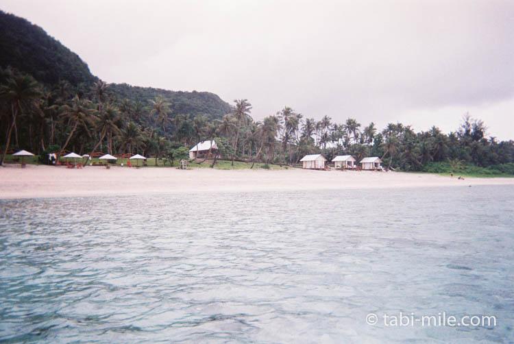 ココパームガーデンビーチ プレミアムカバナ