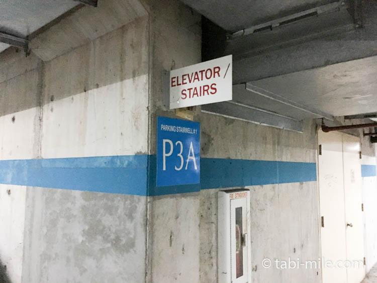 ウエスティンホテルグアム駐車場