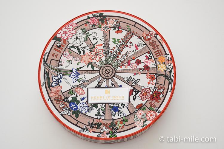 ダイナース バレンタインチョコ アンリルルー チョコ 箱デザイン1