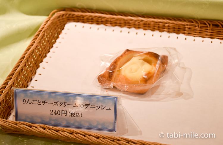 ホテルオークラ東京ベイ 売店 パン1つ