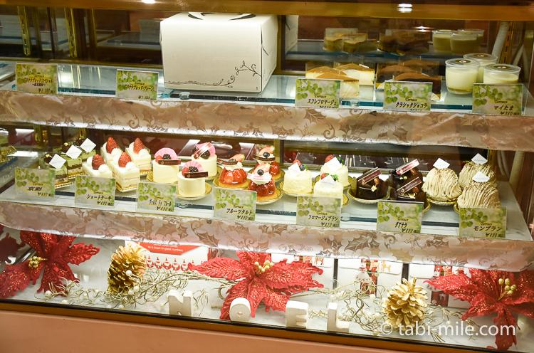 ホテルオークラ東京ベイ 売店 ケーキ色々