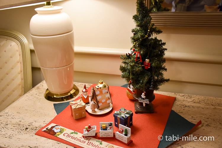 ホテルオークラ東京ベイ クリスマスの飾り