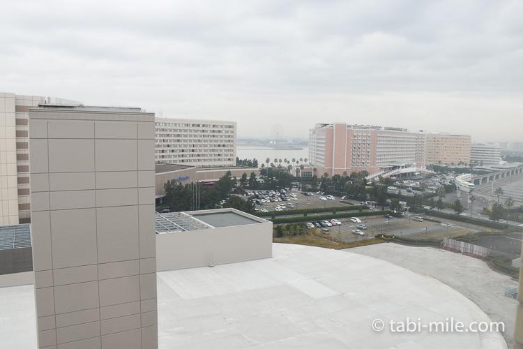 ホテルオークラ東京ベイ デラックスルーム 景色1