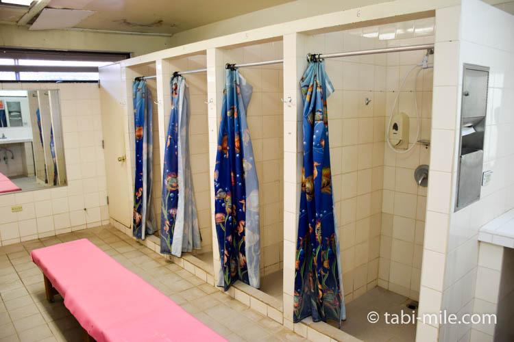 ココパームガーデンビーチ シャワールーム