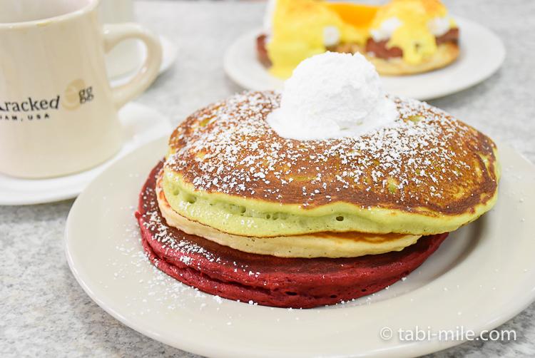 グアム ザクラックドエッグ パンケーキ1