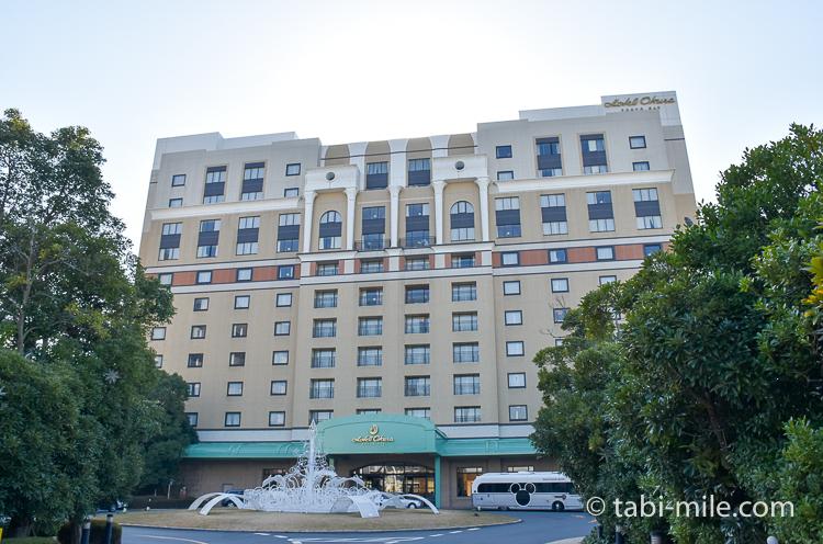 ホテルオークラ東京ベイ 建物