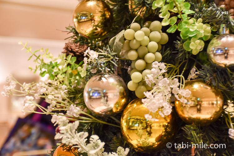 ホテルオークラ東京ベイ クリスマスツリーオーナメント