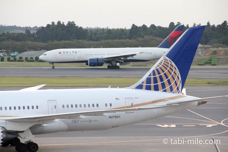 デルタ航空とユナイテッド航空