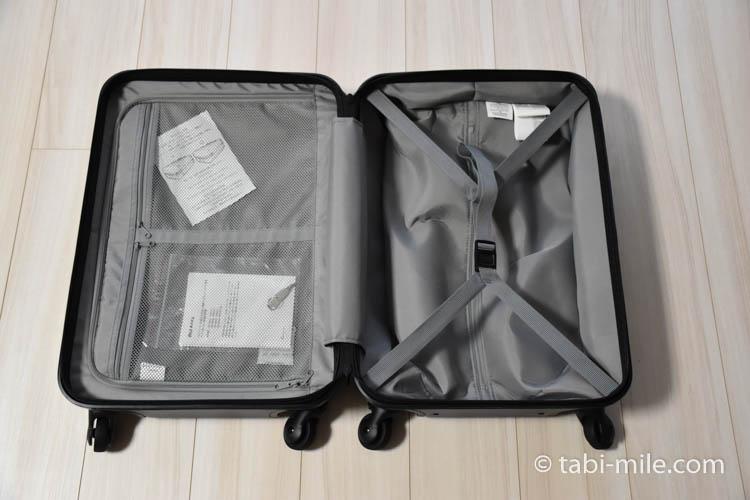 キャリーバーの高さを自由に調節できるストッパー付きハードキャリー(33L)06