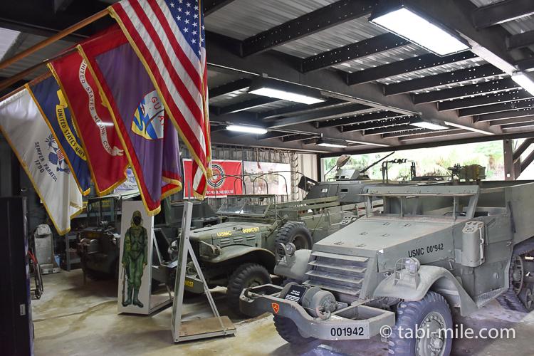 グアム ドライブ グアム太平洋戦争博物館2