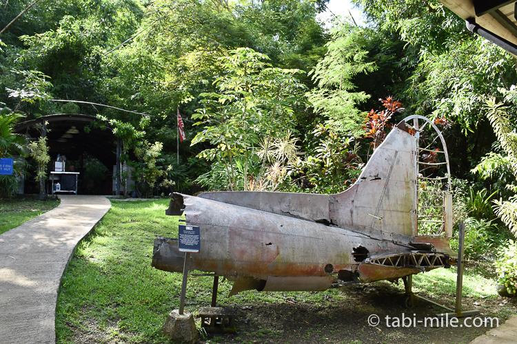 グアム ドライブ グアム太平洋戦争博物館3