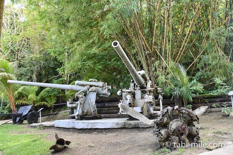 グアム ドライブ グアム太平洋戦争博物館4