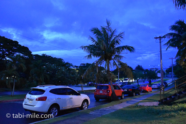 グアム プロア 公共駐車場